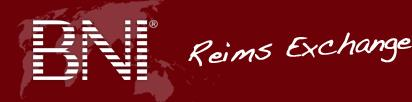 BNI REIMS EXCHANGE